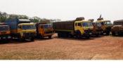আখাউড়া স্থলবন্দর দিয়ে আমদানি-রপ্তানি কার্যক্রম বন্ধ