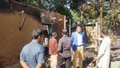 আখাউড়া রামধননগর গ্রামে অগ্নিকান্ডের ঘটনায় থানায় মামলা হয়েছে