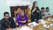 আখাউড়া টেলিভিশন সাংবাদিকদের কার্যালয় উদ্বোধন