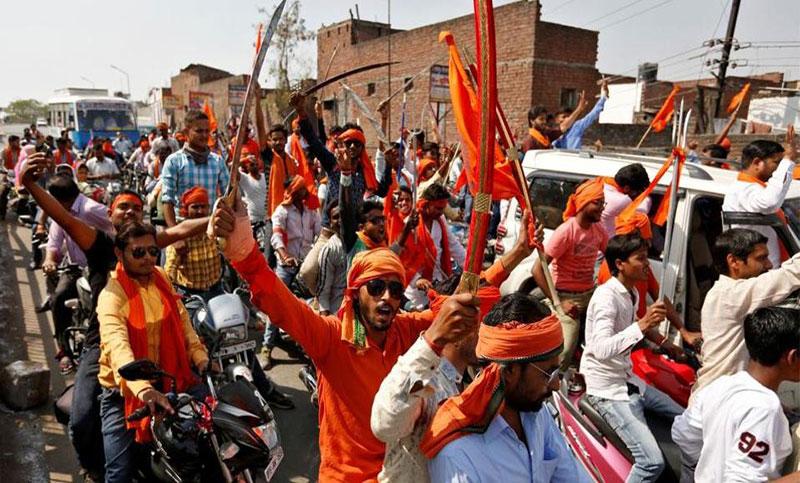 যে মুসলিমরা হিন্দু সংস্কৃতিতে বিলীন হতে পারবে শুধু তারাই ভারতে থাকবে'