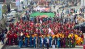 জাতীয় সম্মেলনের নির্দেশে উজ্জীবিত ছাত্রলীগ নেতাকর্মীরা