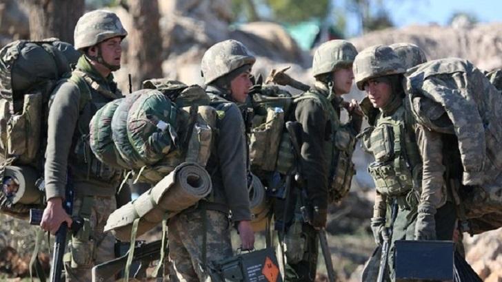 তুর্কি সেনাবাহিনীর হাতে ৮০০ সন্ত্রাসী নিহত