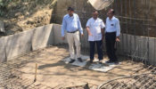 আখাউড়ায় কৃষি উন্নয়নে ২টি ব্রীজ নির্মান কাজ চলছে-ইউএনও শামছুজ্জামান