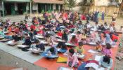 ব্রাহ্মণবাড়িয়ায় কালের কন্ঠের প্রতিষ্ঠাবার্ষিকিতে চিত্রাঙ্কন প্রতিযোগিতা