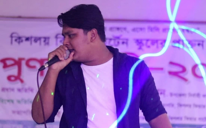 আখাউড়া শিল্পকলার শিক্ষার্থী 'পান্থ খান' চট্টগ্রাম বিভাগ জয় করলেন