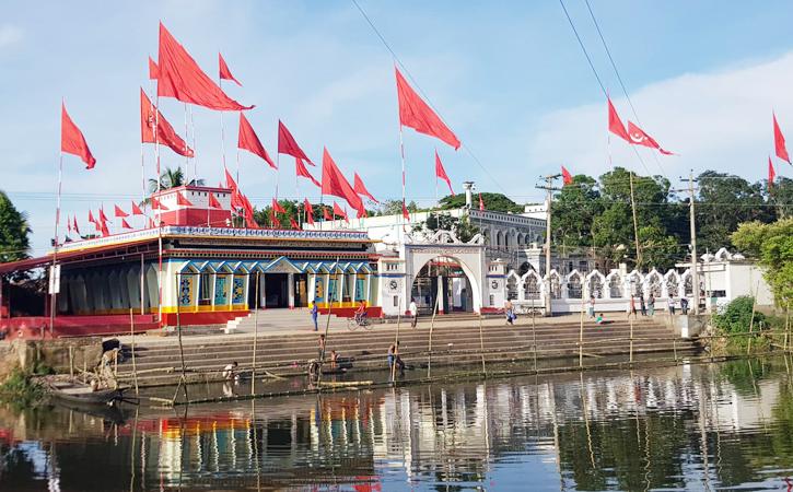আখাউড়ায় শনিবার কেল্লা বাবার মাজারে ৭ দিনব্যাপী ওরশ শুরু