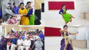 আখাউড়া উপজেলা শিল্পকলা একাডেমির মনোজ্ঞ সাংস্কৃতিক অনুষ্ঠান