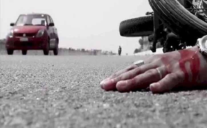 ব্রাহ্মণবাড়িয়ায় পাজেরো জিপের চাপায় মোটরসাইকেল আরোহী নিহত, আহত ২