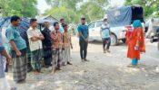 ব্রাহ্মণবাড়িয়ায় নিষেধাজ্ঞা অমান্য করায় ১০৫ জনকে জরিমানা