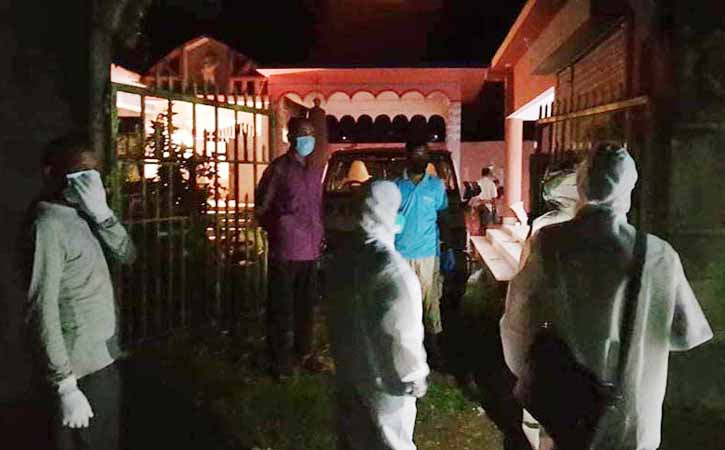 ব্রাহ্মণবাড়িয়ায় করোনা উপসর্গ নিয়ে ছেলের পরে মায়ের মৃত্যু