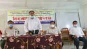 কসবায় সামাজিক দূরত্বকে বৃদ্ধাঙ্গুলি, সাংবাদিক ডেকে'সাফাই' গাইলেন অভিযুক্ত জনপ্রতিনিধিরা