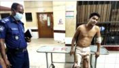 ব্রাহ্মণবাড়িয়ায় 'ভুয়া ম্যাজিস্ট্রেট'কে গণধোলাই, পুলিশে সোপর্দ