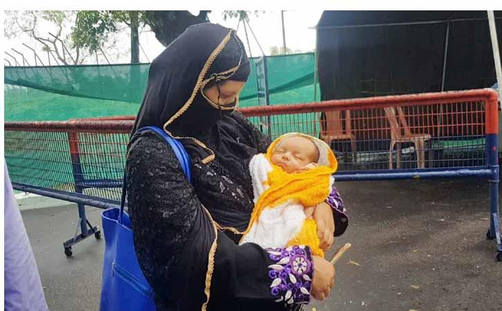 লকলাউনে বাংলাদেশে সন্তান জন্ম দিলেন ভারতের নারী, আখাউড়া দিয়ে সন্তানসহ ফিরলেন দেশে