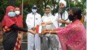 আখাউড়ায় 'ফেসবুক ভালোবাসায়' সিক্ত হলেন ভারতীয় পরিবার