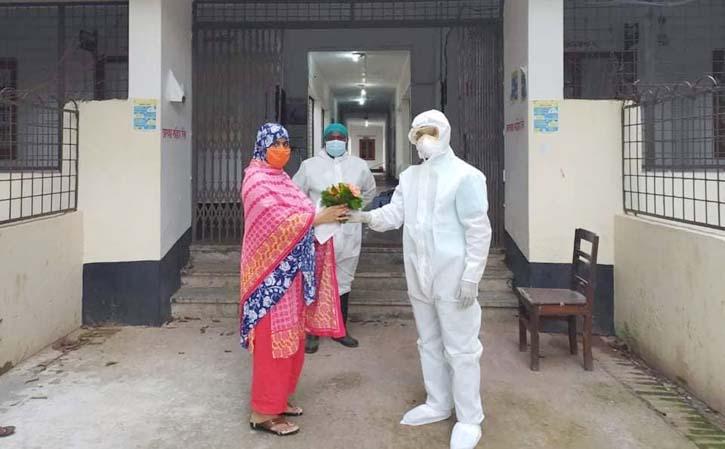 ব্রাহ্মণবাড়িয়ায় করোনা রোগী সেরে উঠছে দ্রুত, সুস্থতার পরিমান হাজার ছাড়িয়েছে